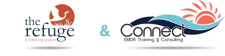 The Refuge & Connect EMDR Logo